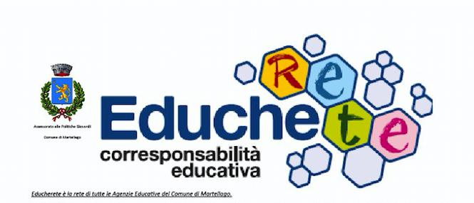 """""""EducheRete"""": programma incontri Aprile e Maggio 2017"""